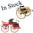 Carriages in stock